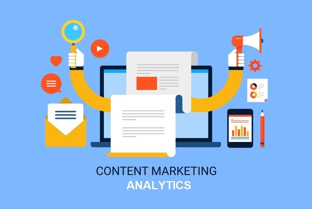 Analítica de marketing de contenidos